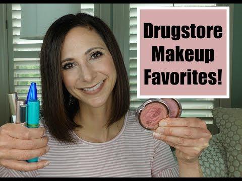 Drugstore Makeup Favorites!   Oily Skin   Mature Skin