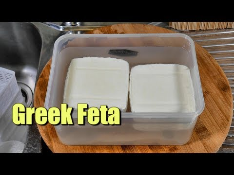 How to Make Real Greek Feta