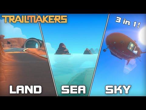 Download 1 Vehicle 3 Races Challenge! [Land / Sea / Sky