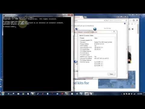 Assign Static IP Address on the Raspberry Pi Using a Windows PC