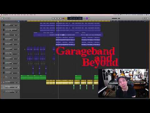 Garageband Tutorial: Stuttering Guitar- HOW TO MIX A HARD ROCK INSTRUMENTAL LIKE A PRO -PART 1