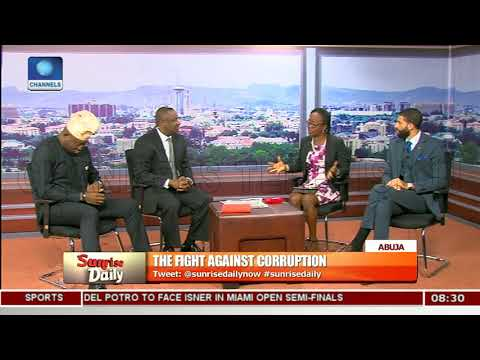 Keyamo, Onoja Disagree On How FG Is Fighting Corruption Pt.4 |Sunrise Daily|