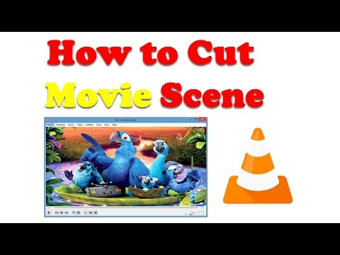 How to Cut any Movie Scene using VLC Media Player | E-World Hub Production