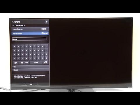 Correcting No Signal Message on VIZIO HDTVs