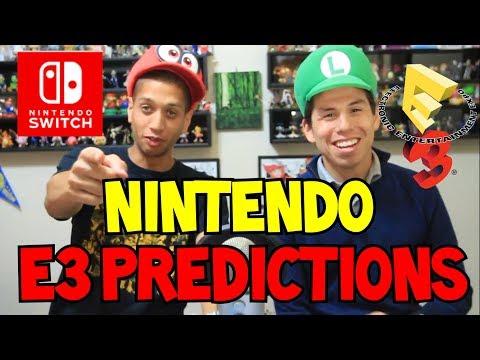 Nintendo E3 Predictions 2018