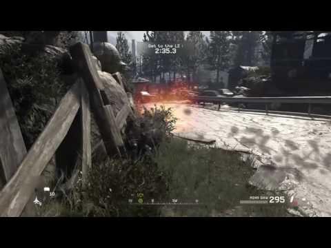 Modern Warfare Remastered: Heat - Get to the LZ [Veteran]