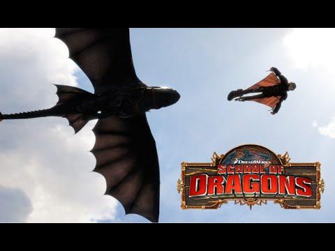 School Of Dragons: The Flight Suit