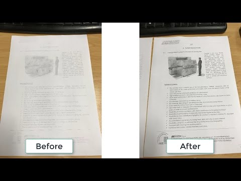How to fix poor quality scanned image | Photoshop Tips