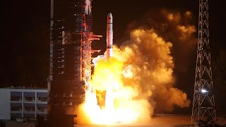 China launches satellite to explore far side of moon