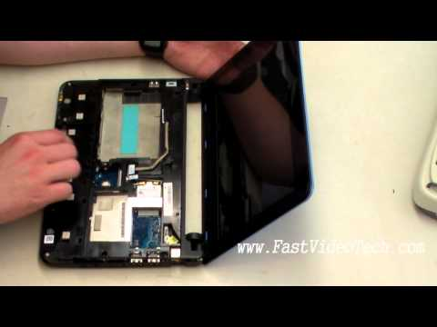 Dell Mini Power Port Repair (DC Jack replacement)