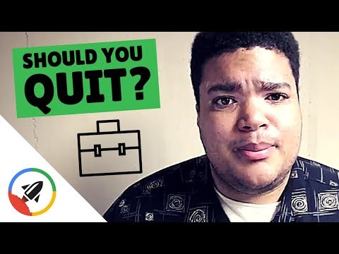 Why You Should Quit Your Job | Top 4 Reasons