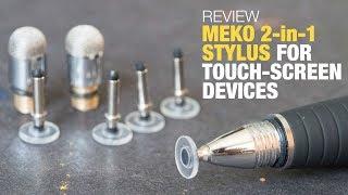 Review: MEKO 2-in-1 Stylus (2nd Gen)