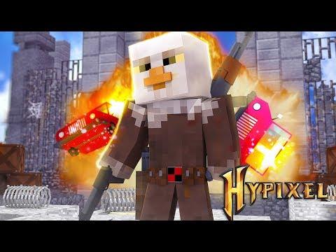 WINNER WINNER FIDGET SPINNER | Hypixel Battle Royale