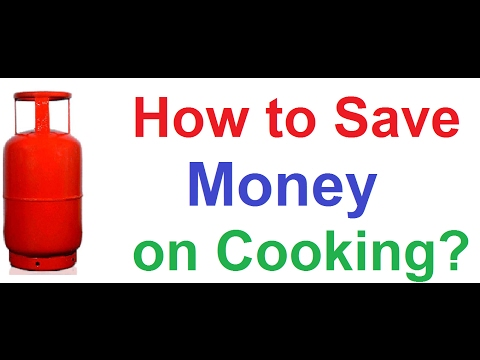 How to Save Money on Cooking with Thermal Efficient Domestic LPG Gas Stove,Oven + Safety Tips