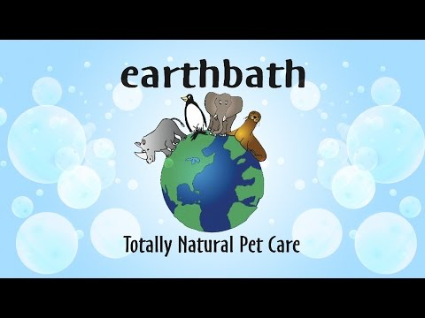 EarthBath All Natural Dog Shampoo And Grooming Products