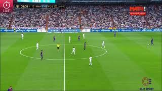 Реал Мадрид - Барселона, Прямая трансляция.\Real Madrid - Barcelona - LIVE 17.08.2017