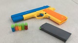 Just a toy gun   the Colt 1911 toy pistol