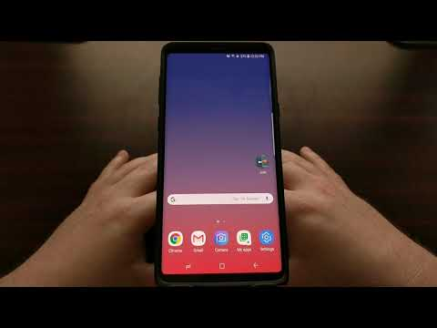 Galaxy Note 9 | Increasing the Screen Resolution to 1440p