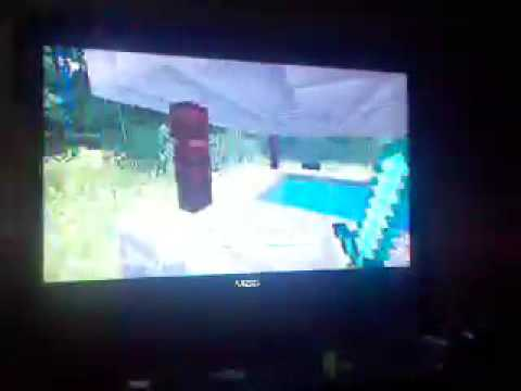 Slenderman minecraft world no mods