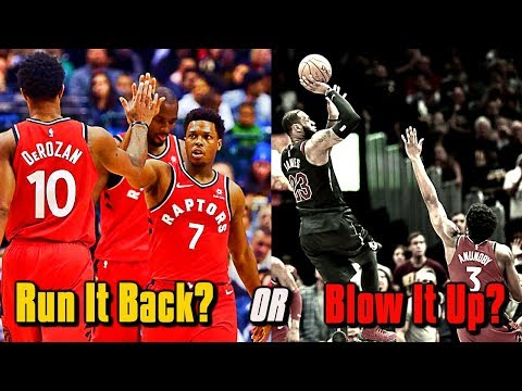 The Two Sides Of The Toronto Raptors Dilemma