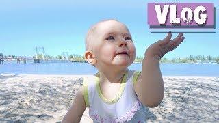 ПРОБИЛИ УШИ РЕБЕНКУ!!  Открыли пляжный сезон