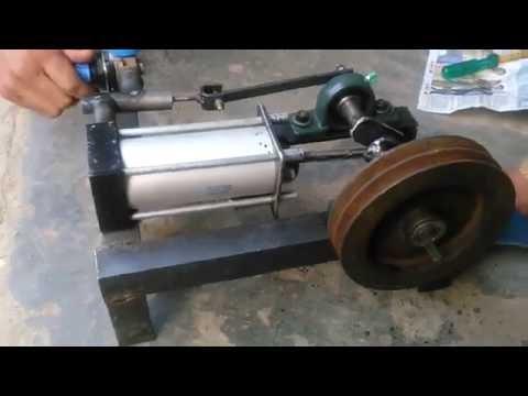 compressed air engine