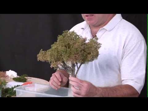 Making Sage Brush Trees
