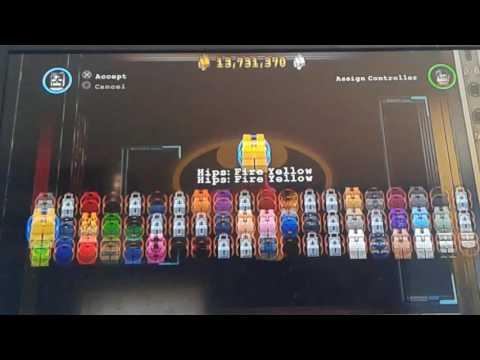 How to make deadpool in lego batman 3
