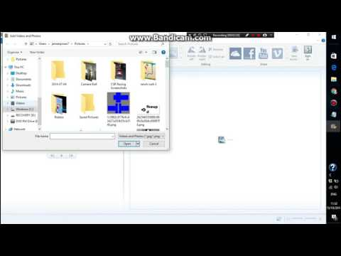 How To make Movie Maker Files Into MP4 Files