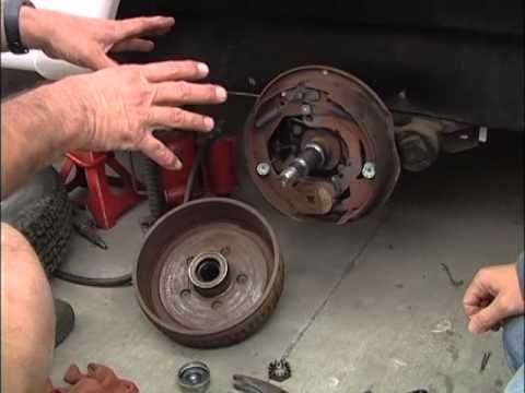 RV How To - Checking the trailer brakes