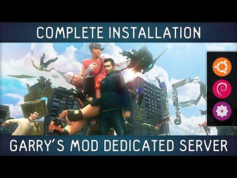Complete Installation : Garry's Mod Dedicated Server : Linux (Ubuntu 14.04)