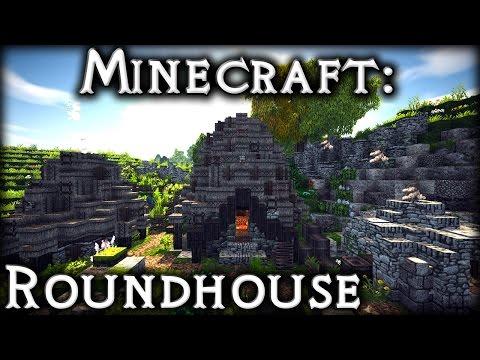 Minecraft: Celtic Roundhouse Tutorial 2