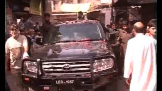 NA 120 PML N Maryam Nawaz Whole Day Election Activities Pkg By Umer Aslam City42