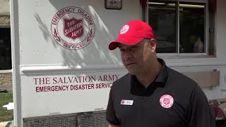 Salvation Army, Red Cross prepare for Harvey