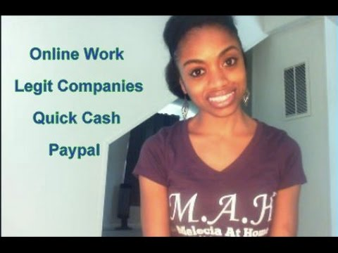 Companies That Pay INSTANTLY To PayPal (Easy & Quick Ways To Earn Online)