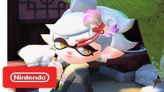 It's Time to Sling Ink in Splatoon 2! - Nintendo Switch
