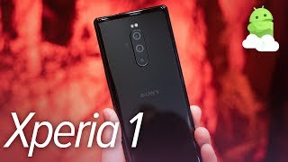 Sony Xperia 1 & Xperia 10 hands-on: Extra tall order of phones