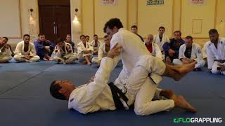 Roger Gracie Teaches The Best Closed Guard In The World!