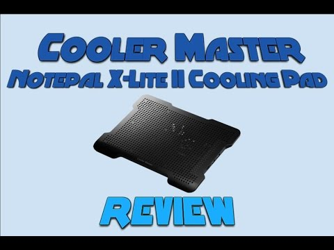 Cooler Master Notepal X-Lite II Cooling Pad Review