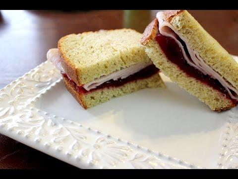 Thanksgiving Leftover Bread - Homemade Bread That Tastes Like Stuffing!