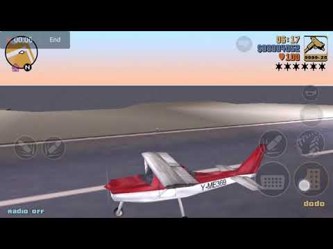 How to fly plane in gta 3
