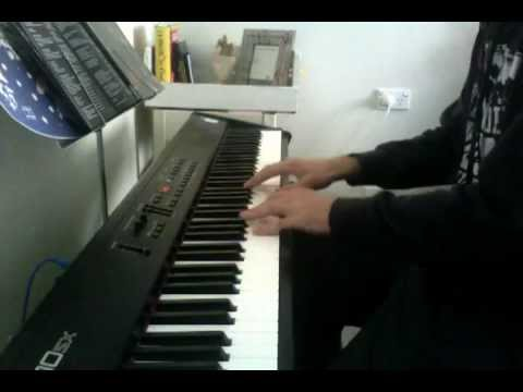 Australia - Amanda Palmer (piano cover)