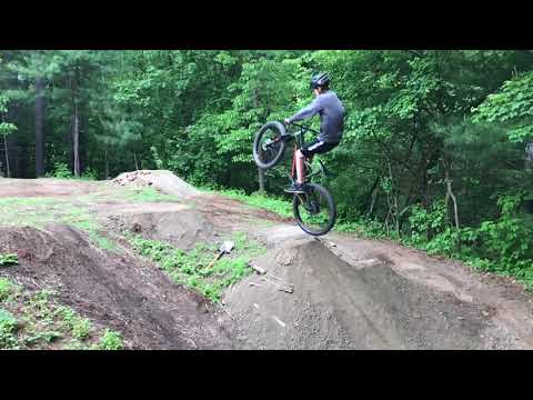 Backyard Bike Park