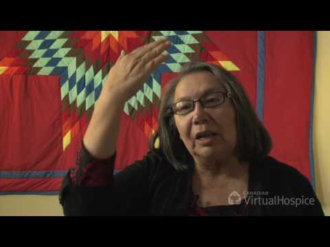 Elaine Lavallee: Smudging ceremonies
