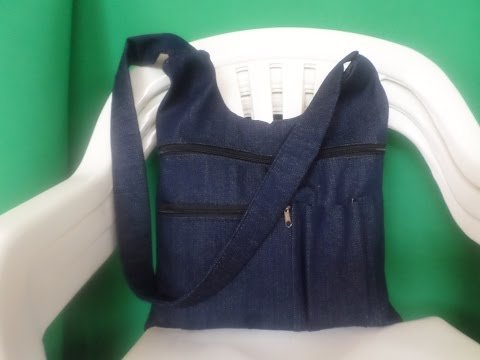 SIMPLE SHOULDER BAG - DIY