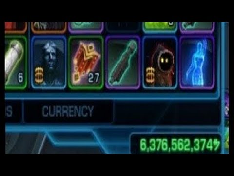 SWTOR: How to make credits doing nothing Patch 4.7