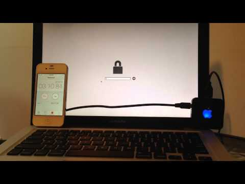  4-Digits Apple EFI Firmware Password Removal USB Tool MacBook (Pro/Air) iMac