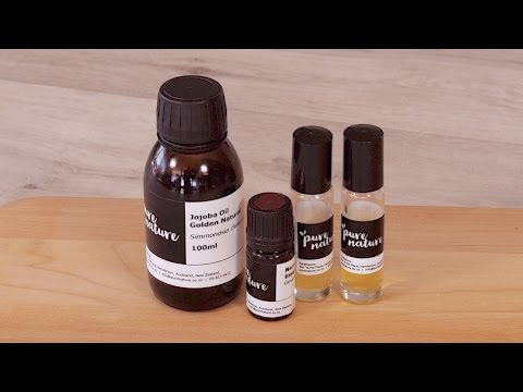 Astar's Favourite Essential Oil Perfume Recipe