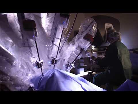 Senior Moments - Robotic Surgery JAMES JENSEN