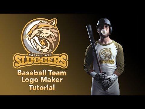 How to Make a Baseball Team Logo